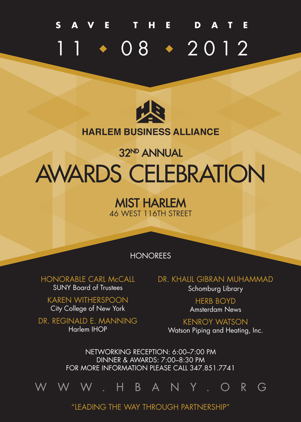 Save the Date! 32nd Annual HBA Awards Celebration – # ...